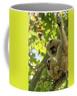Mommy Gibbon Coffee Mug