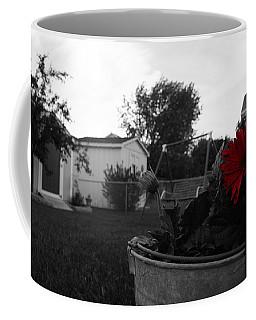 Mom's Backyard Coffee Mug