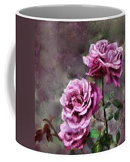 Moms Roses Coffee Mug