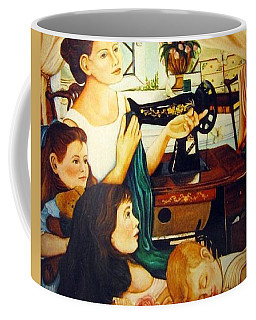 Mom's Sewing Room  Coffee Mug