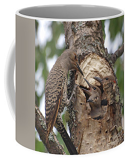 Mom's Turn To Feed Coffee Mug