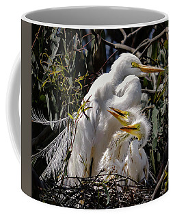 Mom's Watchful Eye Coffee Mug