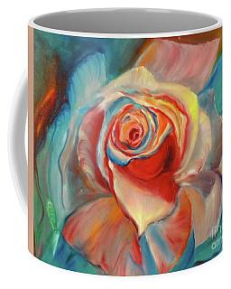 Mon Ami Coffee Mug by Jenny Lee
