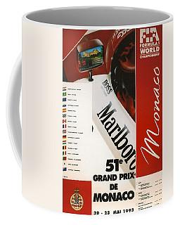 Monaco F1 1993 Coffee Mug