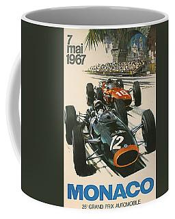 Monaco Grand Prix 1967 Coffee Mug