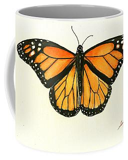 Monarch Butterfly Coffee Mugs