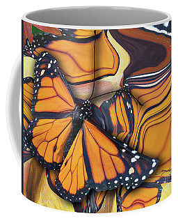 Monarch Flight Coffee Mug