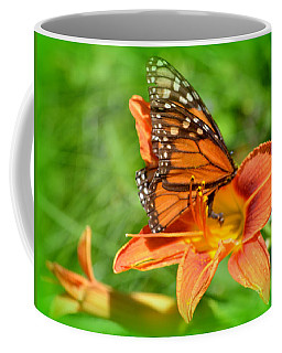 Monarch Minutes Coffee Mug