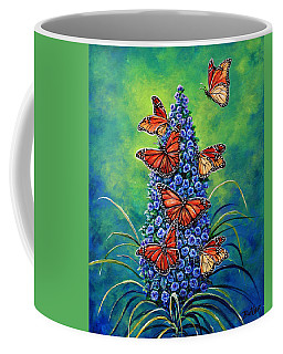 Monarch Waystation Coffee Mug