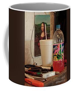 Coffee Mug featuring the photograph Monas Sodas by Joe Jake Pratt