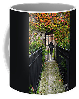 Monastery Entrance Coffee Mug