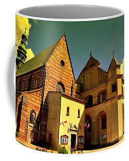 Monastery In The Wachock/poland Coffee Mug