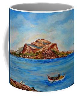 Monemvasia Coffee Mug