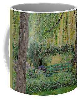 Monet's Bridge Coffee Mug