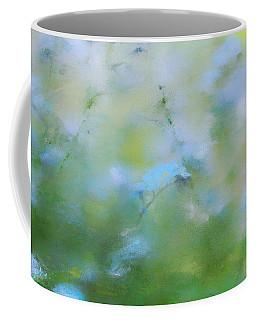 Monet's Forget-me-nots  Coffee Mug