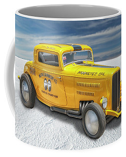Moneyes Special 32 Ford Coupe Coffee Mug by Gary Warnimont
