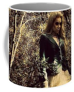 Coffee Mug featuring the digital art Monique 1 by Mark Baranowski