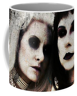Monique And Ryli 1 Coffee Mug by Mark Baranowski
