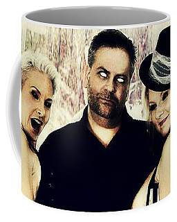 Monique, Mark And Ryli Coffee Mug