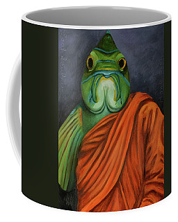 Monk Fish Coffee Mug