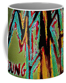Monkey Young  Coffee Mug