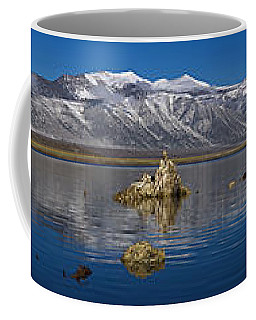 Mono Lake Pano Coffee Mug