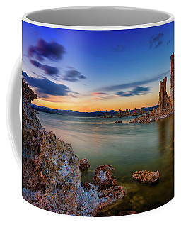 Mono Sunset Coffee Mug
