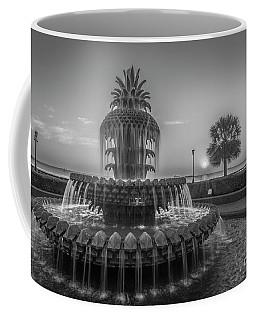 Monochrome Pineapple Coffee Mug