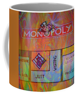 Monopoly Dream Coffee Mug