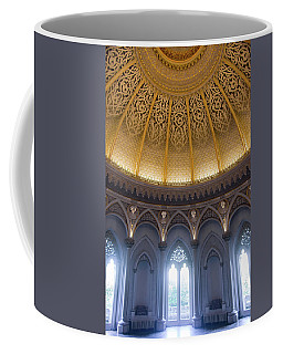 Coffee Mug featuring the photograph Monserrate Palace Room by Carlos Caetano