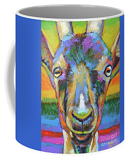 Monsieur Goat Coffee Mug