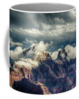 Monsoon Clouds Grand Canyon Coffee Mug
