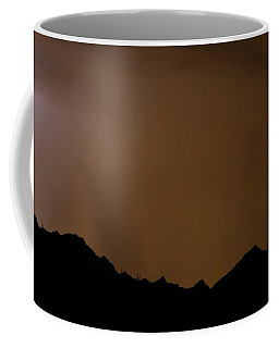 Monsoon Storm Over Tucson Coffee Mug