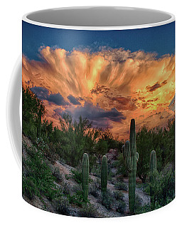 Monsoon Sunset Coffee Mug