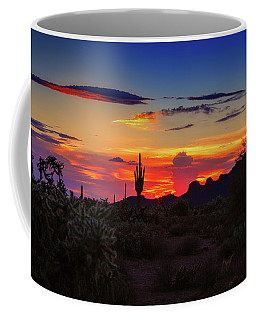 Monsoon Sunset Coffee Mug