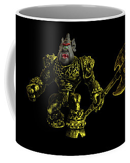 Coffee Mug featuring the photograph Monster by Mark Blauhoefer