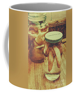 Monster Mementoes And Trophies Coffee Mug