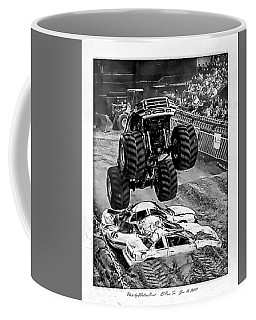 Monster Truck 2b Coffee Mug