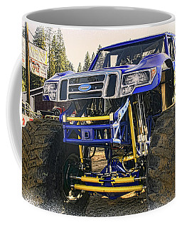 Monster Truck At The Fair Coffee Mug