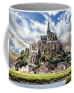 Mont Saint-michel Coffee Mug