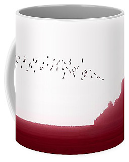 Mont Saint-michel Fantasy Coffee Mug