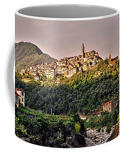 Montalto Ligure - Italy Coffee Mug by Juergen Weiss