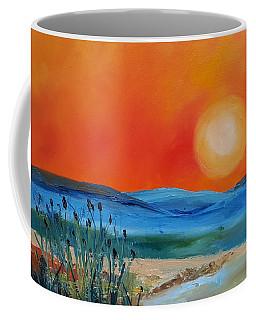 Montana Firery Sunset             49 Coffee Mug