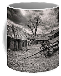 Montana Ghost Town Coffee Mug