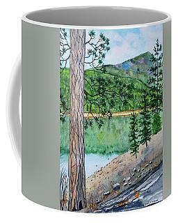 Montana - Lake Como Coffee Mug
