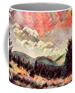 Montana Magic  Coffee Mug