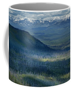 Montana Mountain Vista #3 Coffee Mug