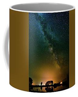 Montana Night Coffee Mug