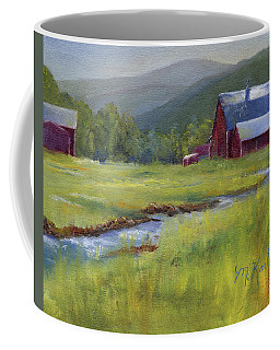 Montana Ranch Coffee Mug