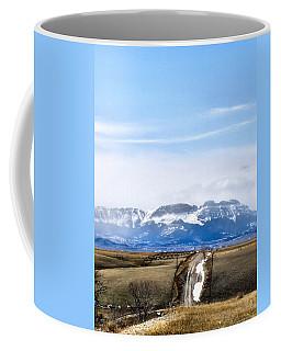 Montana Scenery One Coffee Mug